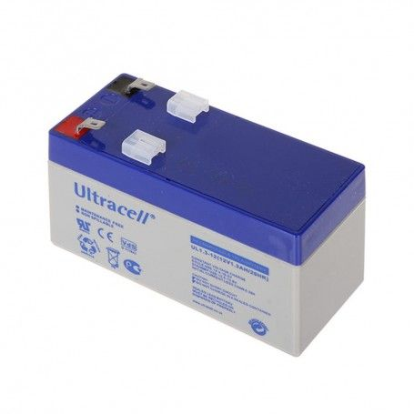 battery 12V1.3AH-UL