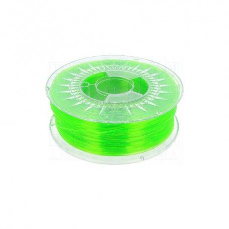 PETG 1.75 BRIGHT GREEN TRANSPARENT