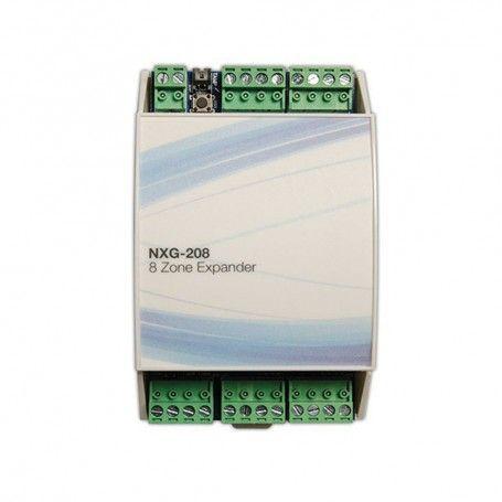 NXG-208 - Επέκταση 8 Ζωνών