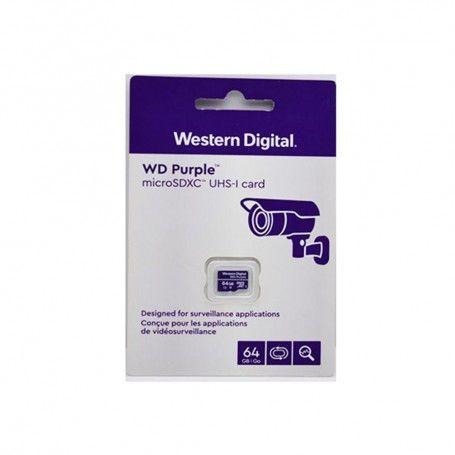 WD MicroSD 64GB
