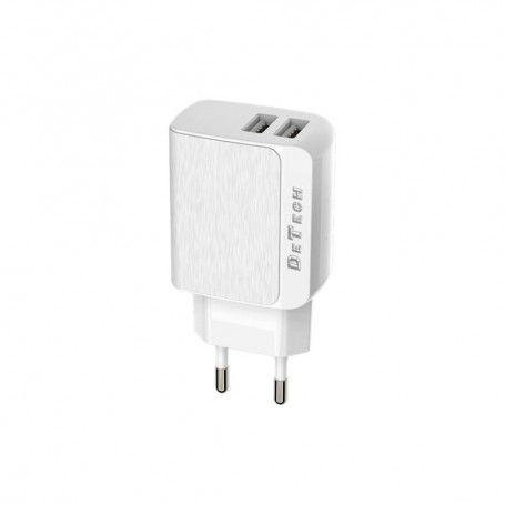 charger 2.4A/5V, 2 x USB