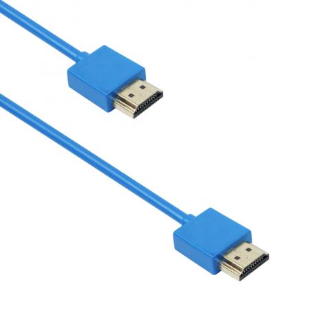 Καλώδιο HDMI Μ/Μ 1.5m, Μαύρο