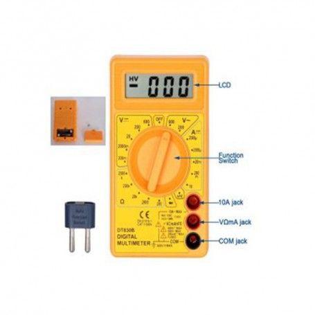 Ηλεκτρονικό πολύμετρο  DT830B