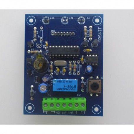 Ηλεκτρονική κλειδαριά με πληκτρολόγιο MR02