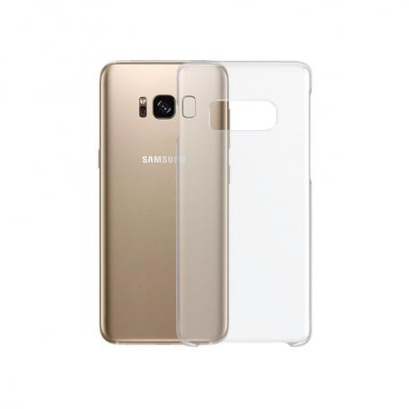 Samsung Galaxy S8 Plus, Slim, Διαφανής Θήκη σιλικόνης