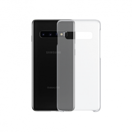 Samsung Galaxy S10 Edge, Slim, Διαφανής Θήκη σιλικόνης - 51596