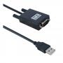 converter HDMI to VGA + sound cable