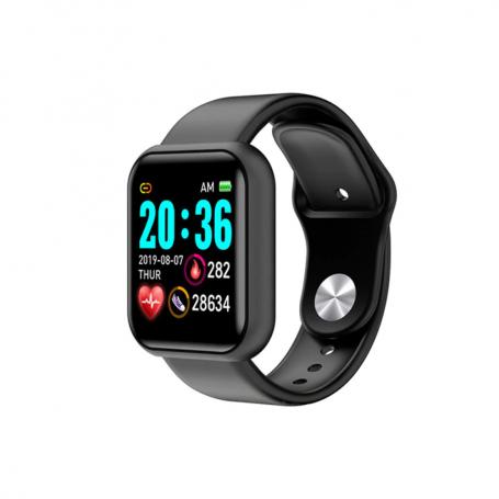 Smartwatch No brand S6, 38mm, Bluetooth calls, IP67
