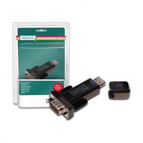 Μετατροπέας USB σε RS232 DB9