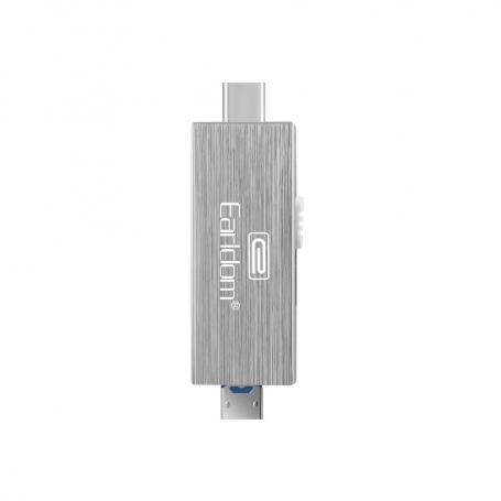 Αναγνώστης καρτών USB A / Micro USB / Type-c