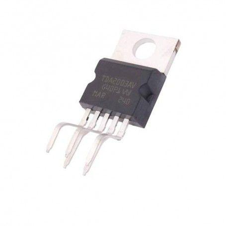 TDA2003 intecrate circuits