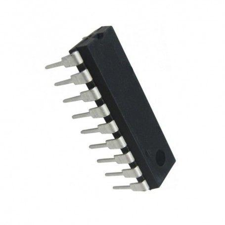 HEF4052 B intecrate circuits