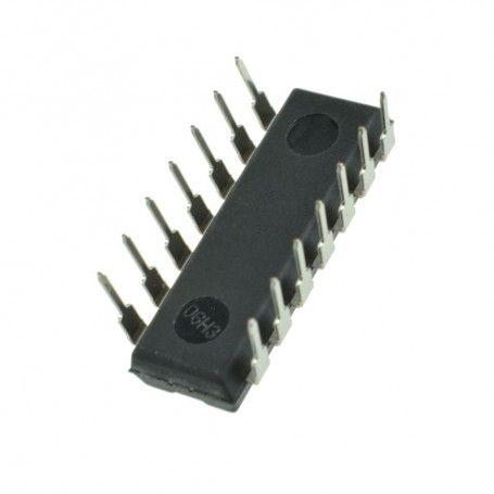 HEF4069 UB intecrate circuits