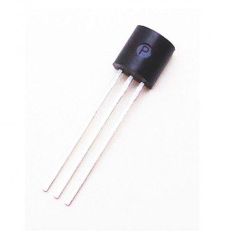 BC550 tranzistor