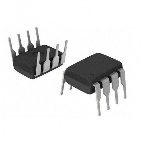 TL072 IP intecrate circuits