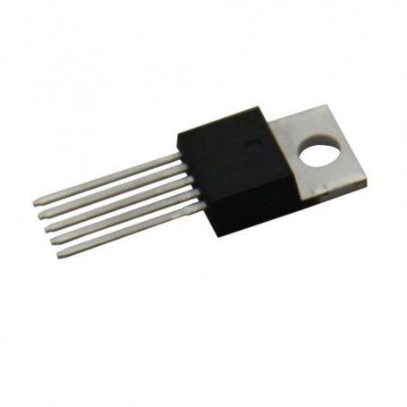 LM2575ADJ regulator