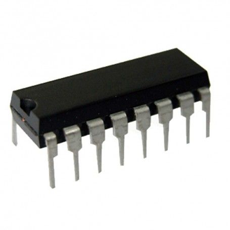 CD4027 BE intecrate circuits