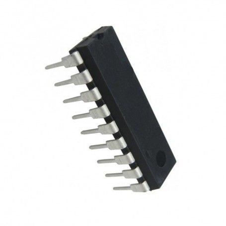 16F628A microcontroller