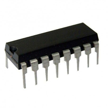 CD4017 BE intecrate circuits