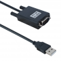 adapter USB to RS232 DB9 to DB25