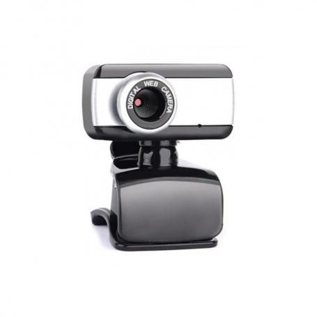 Webcam Video resolution  640x480 30FPS