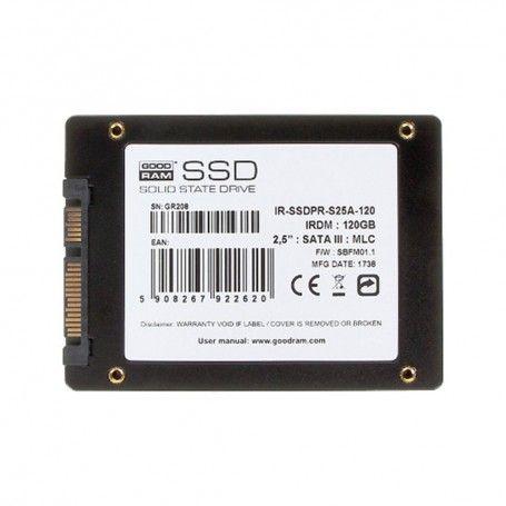 SSD ΔΙΣΚΟΣ PR-S25A-120GB